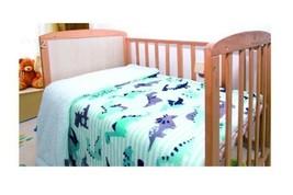 Dinosaurs Baby Soft Warm Sherpa Baby Toddler Boy Girl Blanket Crib Comfo... - $19.75