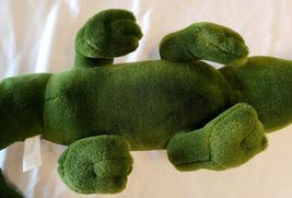"Disney Animal Kingdom Alligator Crocodile Large Plush Stuffed Animal 33"" Retired image 10"