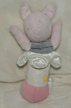 Kids Preferred Winnie the Pooh Piglet Baby Stuffed Plush Soft Rattle Chi... - $19.78