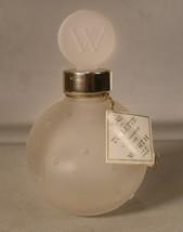 Je Reviens Worth Perfume Bottle Orb - $12.00