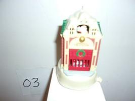 Hallmark Keepsake Ornament Kringleville Fire Station 2012 - $16.99