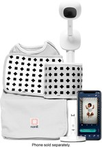 Nanit Complete Baby Monitoring System Bundle - White - $339.99