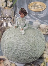 Miss August, Annie's Gems of the South Crochet Doll Clothes Pattern Book... - $3.95