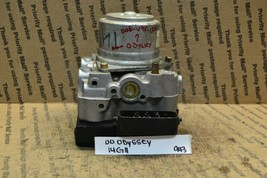 1999-2003 Acura TL ABS Pump Control OEM 006V95136C Module 943-14g11 - $26.99