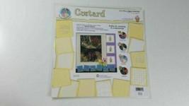 Provo Craft Color Wheel Paper Collection Scrap Pad - custard (12x12) - $6.93
