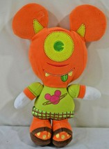 "Disney Parks Mickey Monster Series Stuffed Plush OGG 11"" Orange - $9.99"