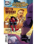 Amazing Spider-Man #11 NM Marvel - $3.95
