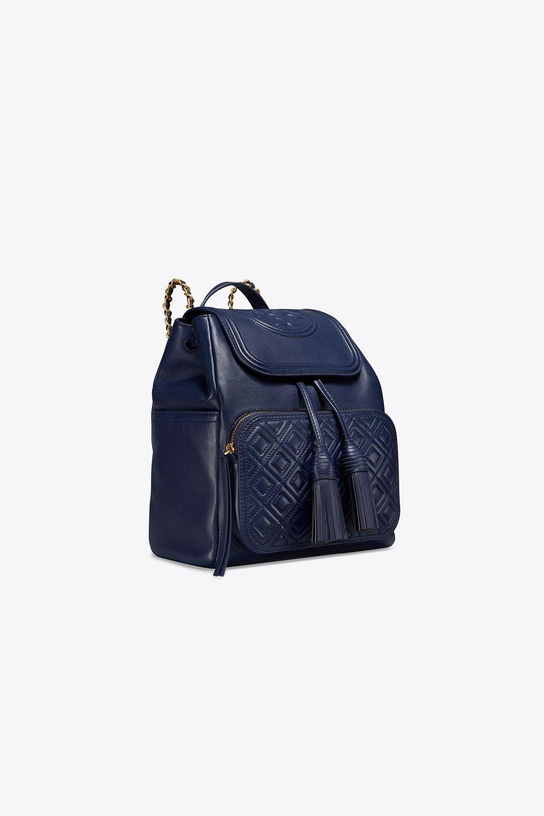 c824b6044aa Tory Burch Fleming Backpack ( 558)- Royal and 50 similar items