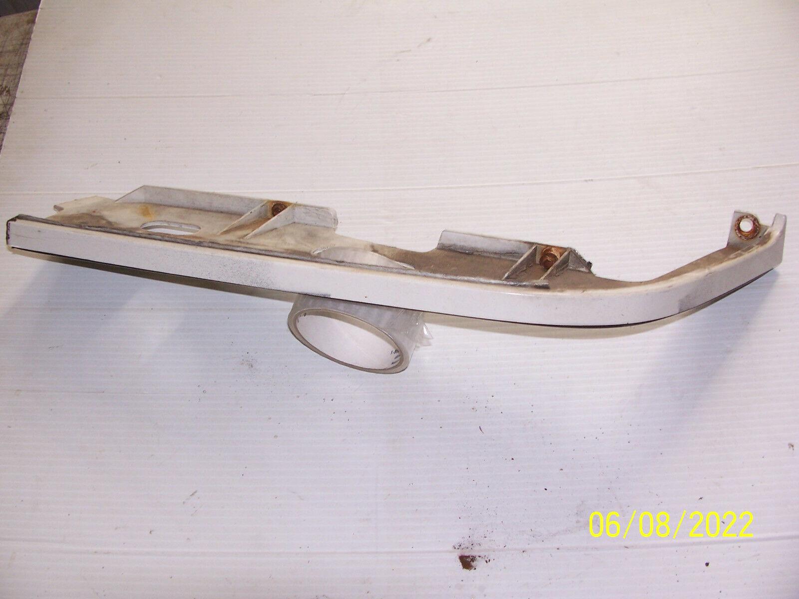 SEVILLE LEFT HEADLIGHT TRIM MOLDING PANEL OEM USED CADILLAC 1997 1996 1995 WHITE - $74.89