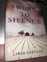 Sworn Sich Silence (Kate Burkholder) Castillo, Linda Hardcover - $24.88