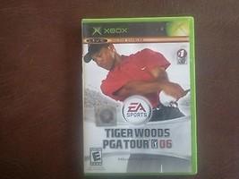 Xbox Tiger Woods PGA Tour 06 EA Sports   ( Microsoft Xbox ) - $6.93