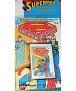 "DC Comics - Superman - The Man Of Steel - # 6 ""... - $6.95"