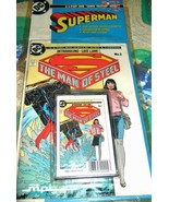 "DC Comics - SuperMan The Man of Steel  # 2 -"" Introducing --Lois Lane "" - $6.95"