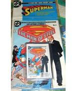 "DC Comics - Superman - The Man Of Steel - # 4 ""... - $6.95"