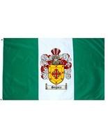 Segura Coat of Arms Flag / Family Crest Flag - $29.99