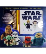 Star Wars Crochet Kit by Lucy Collin New Sealed... - $69.29