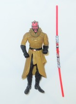 2000 Hasbro Star Wars POTJ Sith Apperntice Dart... - $9.99