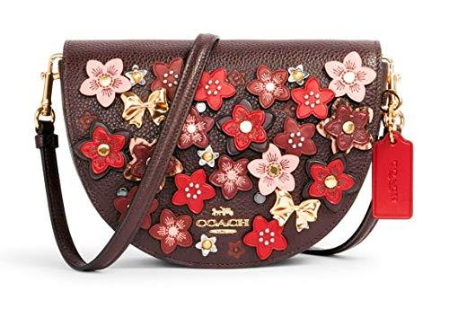 Coach Ellen Crossbody (IM/Oxblood/1941 Red Multi)