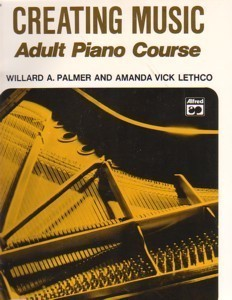 Creating Music Adult Piano Course Palmer and Lethco