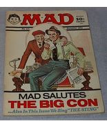 Old Vintage Mad Magazine December 1974 The Sting Nixon - $5.95