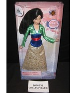 """Disney Store Princess Mulan classic doll with ring 11 1/2"""" tall action f... - $26.66"""