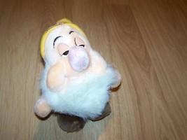 Disney Store Snow White and the Seven Dwarfs Sleepy Dwarf Plush Stuffed ... - $15.00