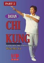 Dayan Chi Kung #2 wild goose breathing, chi flow, forms 1-64 DVD Wen-Mei Yu - $23.00