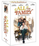 All in the Family The Complete Series Seasons 1-9 DVD 28-Disc Set 2012 Brand New - $38.50