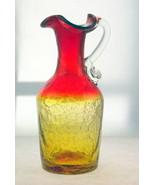 Vintage_pilgrim_crackle_glass_amberina_pitcher_jug_1_thumbtall