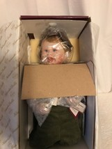 "Knowles Born To Be Famous ""Little Sherlock"" Doll With COA In Original Box - $42.08"