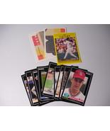 Major League Baseball Trading Cards Assortment (lot # 12) - $1.00