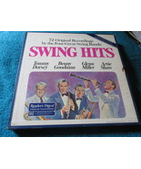 Swing Hits - 72 Original Recordings 6 Record Albums - $12.00