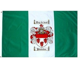 Yelverton Coat of Arms Flag / Family Crest Flag - $29.99