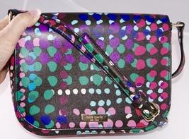 Kate Spade Large Laurel Dotty Plaid Cross Body Bag / NWT - £114.43 GBP