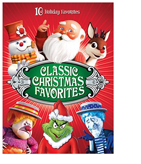 Classic Christmas Favorites (2013) DVD