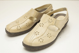 Spring Step 6.5 Tan Sandals Women's EU 37 - $29.00