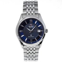 ORIENT Automatic Mens Watch SER1Y002D0 Navy Blue - $290.03
