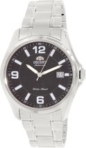 Orient Men's ER2D007B Silver Stainless-Steel Automatic Watch - $130.95