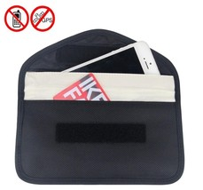 Phone Signal Blocking Bag for Large Smartphones - $15.88