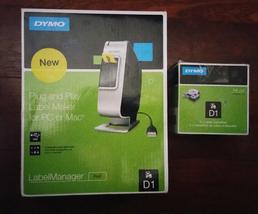 Dymo Label Maker PnP USB D1 Model LMR-PNP - $52.57 CAD