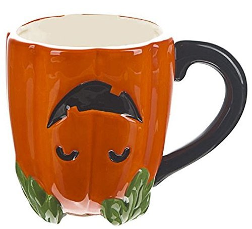 Halloween Tumble Jack Pumpkin Mug