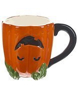 Halloween Tumble Jack Pumpkin Mug - ₨965.53 INR