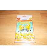 Pack of 8 Despicable Me Minions Party Invitations Invites & Envelopes New - $8.00