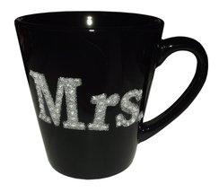 Ganz Funny Mug MRS. Rhinestone Black Mug - $15.99