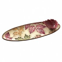 Grassland's Road Leaf Tray with Leaf Bowl - $35.00