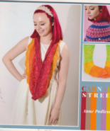 Carnaby Street Accessories to Knit Cowl Mitts S... - $6.99