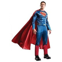 Grand Heritage Superman Deluxe Cosplay Halloween Costume Batman v Superm... - $233.39
