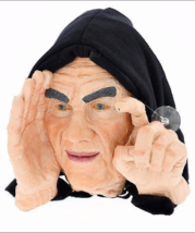 Halloween Decoration Prank Scary Peeper Motion Activated Window Fun Part... - $79.00