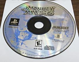 Monkey Magic (Sony PlayStation 1, 1999) - $17.95