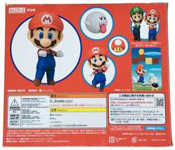 Super Mario 6 Inch Classic Skin Action Figure Nendoroid Series 473 Good Smile Co image 2